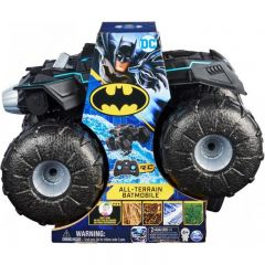 BATMAN RADIO CONTROL ALL TERRAIN BATMOBILE