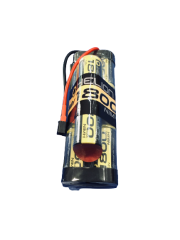 HELION 8 CELL HUMP 1800MAH 9.6V BATTERY WITH DEANS PLUG