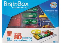BRAIN BOX - OVER 80 EXCITING EXPERIMENTS