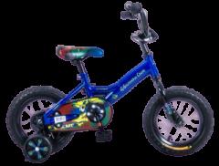 "BULL ANT 30CM (12"") BMX BLUE/BLACK BIKE"