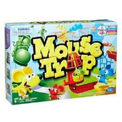 CLASSIC MOUSETRAP BOARD GAME