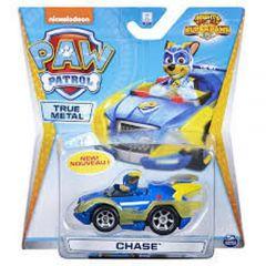 PAW PATROL TRUE METAL CHASE LIGHTNING CAR