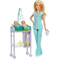 BARBIE YOU CAN BE ANYTHING - BABY DOCTOR