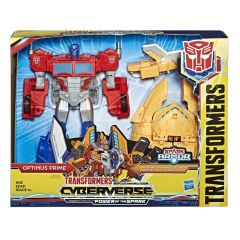 TRANSFORMERS CYBERVERSE SPARK POWER OPTIMUS PRIME