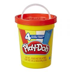 PLAYDOH SUPER CAN RED LID