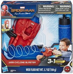 SPIDERMAN FAR FROM HOME 3 IN 1 WEB CYCLONE BLASTER