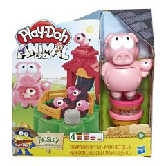 PLAY DOH ANIMAL CREW PIGSLEY SPLASHIN PIGS