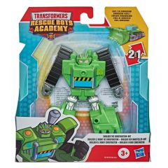 TRANSFORMERS RESCUE BOTS ACADEMY- BOULDER THE CONSTRUCTION BOT