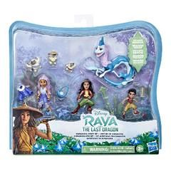 DISNEY PRINCESS RAYA AND THE LAST DRAGON KUMANDRA STORY SET