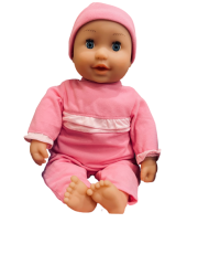 PETERKIN DOLLS WORLD - BABY ELLA
