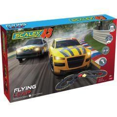 SCALEXTRIC SCALEX43 FLYING LEAP SLOT CAR SET