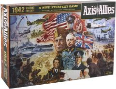 AXIS AND ALLIES 1942 A WWII STRATEGY GAME