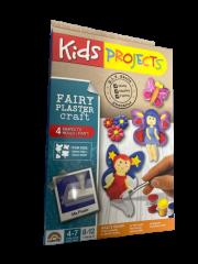 KIDS PROJECT FAIRY PLASTER CRAFT
