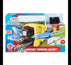 THOMAS & FRIENDS TRACK MASTER DIESEL TUNNEL BLAST