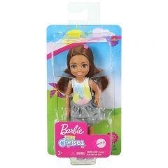 BARBIE CLUB CHELSEA BROWN HAIR