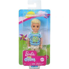 BARBIE CLUB CHELSEA BOY DOLL BLONDE HAIR