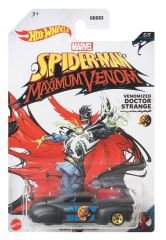 HOT WHEELS SPIDERMAN MAZIMUM VENOM VENOMIZED DOCTOR STRANGE