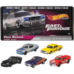 HOT WHEELS FAST & FURIOUS PREMIUM BUNDLE LIMITED EDITION