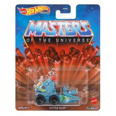 HOTWHEELS RETRO CLASSIC MASTERS OF THE UNIVERSE BATTLE RAM