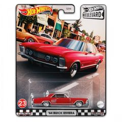 HOT WHEELS BOULEVARD '64 BUICK RIVIERA