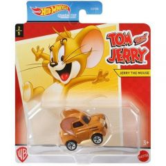 HOT WHEELS CHARACTER CARS TOM & JERRY JERRY THE MOUSE