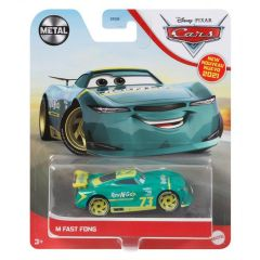 DISNEY CARS M FAST FONG