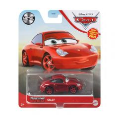 DISNEY CARS RACING RED SALLY