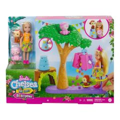 BARBIE CHELSEA THE LOST BIRTHDAY PLAY SET