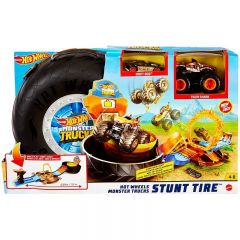 HOT WHEELS MONSTER TRUCKS STUNT TIRE