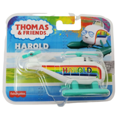 THOMAS & FRIENDS HAROLD RAINBOW COLOUR