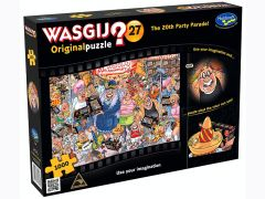 WASGIJ? 1000PC JIGSAW PUZZLE ORIGIONAL #27 THE 20TH PARTY PARADE!