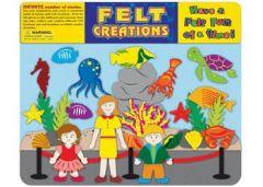 FELT CREATIONS- AQUARIUM