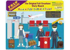 FELT CREATIONS AIRPORT