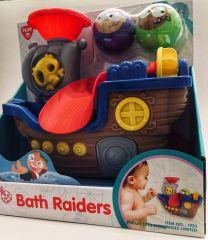PLAY GO BATH RAIDERS BOAT