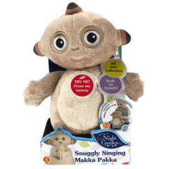 IN THE NIGHT GARDEN SNUGGLY SINGING MAKKA PAKKA