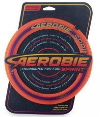 "AEROBIE SPRINT 10"" FLYING DISC ORANGE"