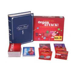 ORGAN ATTACK GAME