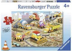 RAVENSBURGER- RAISE THE ROOF 35PC JIGSAW PUZZLE