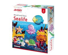MOULD AND PAINT- SEALIFE