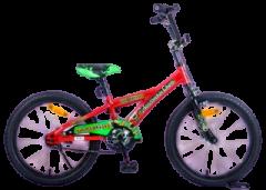 "SOLDIER ANT 50CM (20"") RED/BLACK BMX BIKE"