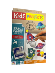KIDS PROJECT SPACE PLASTER CRAFT