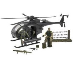 WORLD PEACEKEEPERS COMBAT HELICOPTER