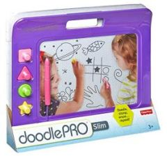 FISHER PRICE DOODLE PRO SLIM PURPLE