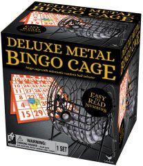 DELUXE METAL BINGO GAME
