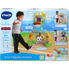 VTECH 3-IN-1 SPORTS CENTRE