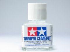 TAMIYA CEMENT 40ML BOTTLE