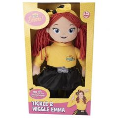 THE WIGGLES TICKLE & WIGGLE EMMA
