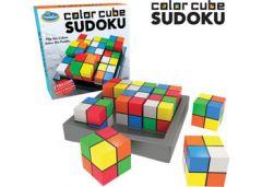 THINKFUN COLOUR CUBE SUDOKU