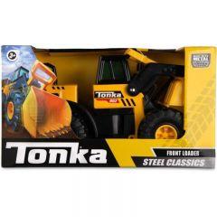 TONKA STEEL CLASSICS FRONT LOADER