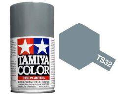 TAMIYA TS-32 HAZE GREY SPRAY PAINT FOR PLASTICS